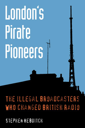 London's Pirate Pioneers book cover
